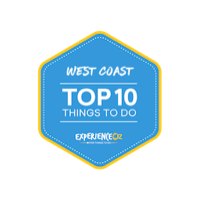 West Coast top 10 things to do